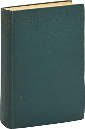 The Great Gatsby (First Edition): Fitzgerald, F. Scott