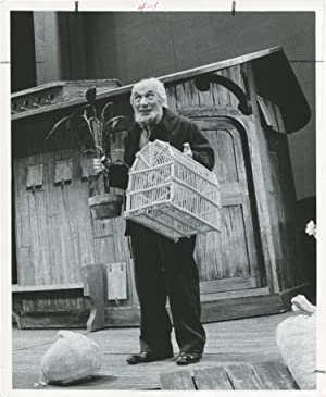 The Flowering Peach (Archive of 14 original photographs from the 1954 play)