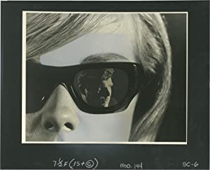 Honey West (Set of original photographic title sequence cards from the 1965 television series)