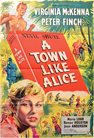 A Town Like Alice (Original UK one: Lee, Jack (director);