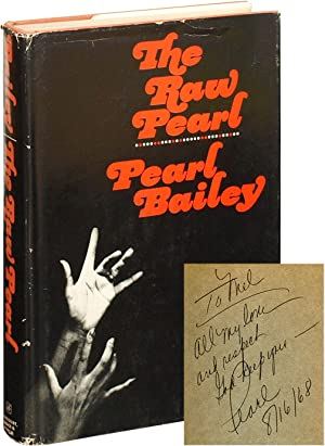 The Raw Pearl (First Edition, inscribed to Mel Gussow)