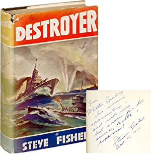 Destroyer (First Edition, inscribed to the producer of