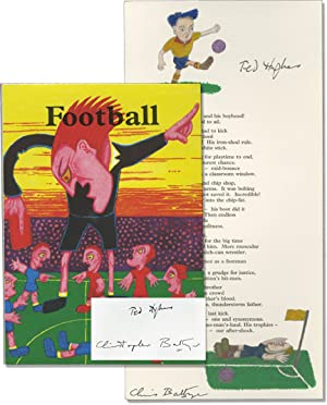 Football (Signed Limited Edition): Hughes, Ted; Christopher
