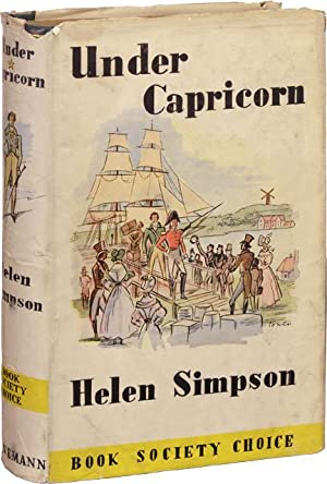 Under Capricorn (First UK Edition): Simpson, Helen