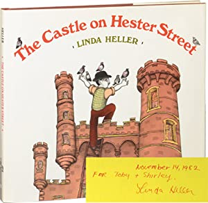 The Castle on Hester Street (Signed First Edition): Heller, Linda