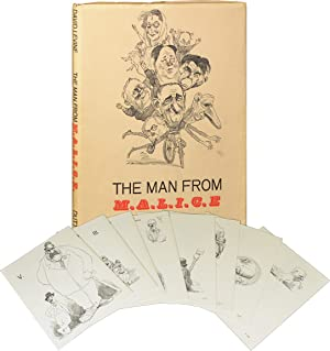 The Man From M. A. L. I. C. E. [Movies, Art, Literature and International Conmen's ...