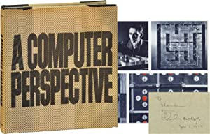 A Computer Perspective (First Edition, inscribed by Charles and Ray Eames to Henry Luce III)
