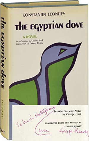 The Egyptian Dove (First American Edition, signed: Leontiev, Konstantin; George