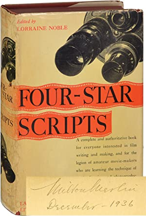 Four-Star Scripts: Actual Shooting Scripts and How They Are Written (First Edition, screenwriter ...