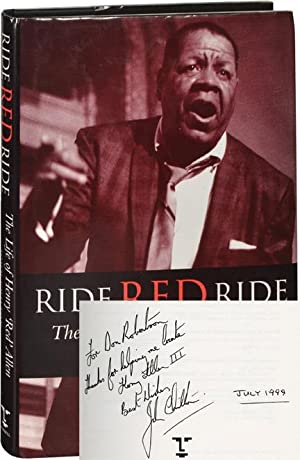 Ride, Red, Ride (First UK Edition, signed)