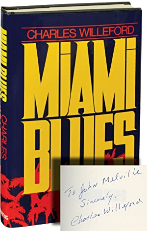 Miami Blues (Signed First Edition): Willeford, Charles