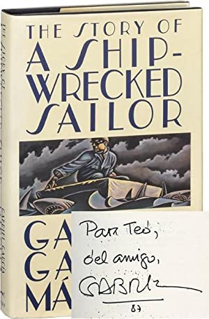 The Story of a Shipwrecked Sailor (Signed First Edition)
