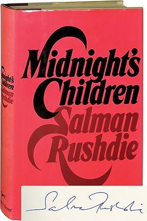 Midnight's Children (Signed First Edition): Rushdie, Salman