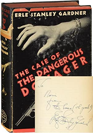 The Case of the Dangerous Dowager (Signed First Edition)