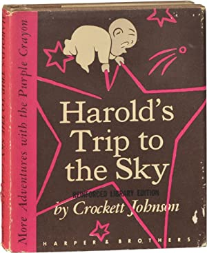 Harold's Trip to the Sky (First Edition)