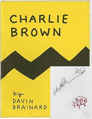 Charlie Brown (Signed Limited Edition): Brainard, Davin