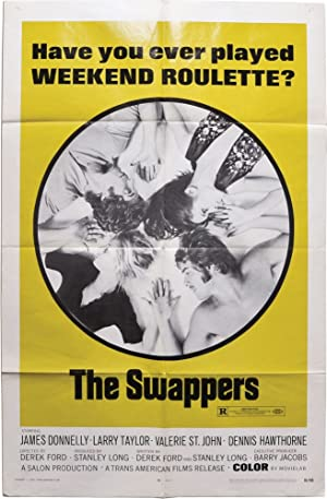The Swappers (Original poster for the 1970 film): Ford, Derek (director, screenwriter); Stanley ...