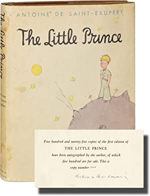 The Little Prince (Signed Limited Edition): De Saint-Exupery, Antoine