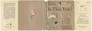 Is This You? (First Edition): Krauss, Ruth; Crockett Johnson (illustrations)