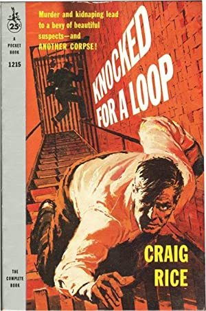 Knocked for a Loop (Vintage Paperback): Craig, Georgiana Ann Randolph writing as Craig Rice