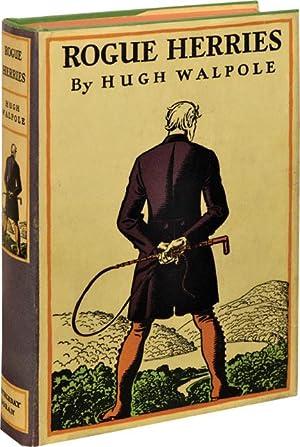 Rogue Herries (First US Edition): Walpole, Hugh