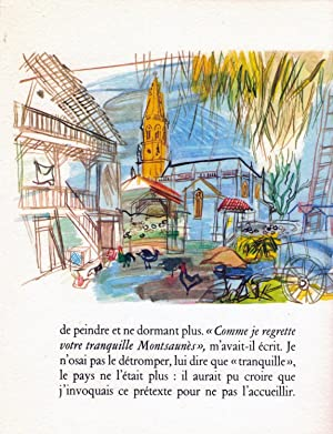 Vacances Forcees by Roland Dorgeles: Dufy, Raoul (Illustrator)