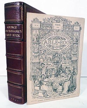 George Cruikshank's Table Book: Cruikshank, George