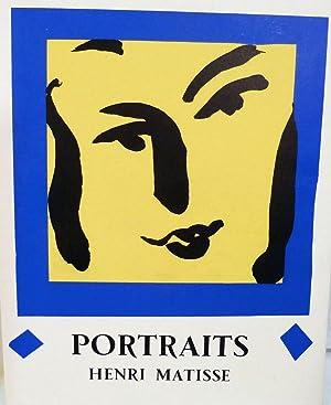 Portraits: Matisse, Henri