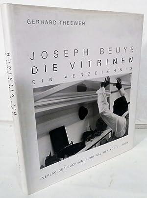 Joseph Beuys Die Vitrinen Ein Verzeichnis: Theewen, Gerhard