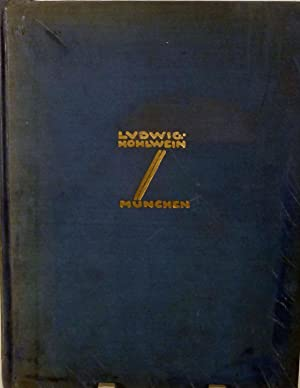 Ludwig Hohlwein; Compiled and Edited by H.K. Frenzel with an Introduction by Walter F. Schubert. ...