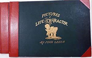 Pictures Of Life And Character From The Collection Of Mr. Punch; Series I-5: Leech, John