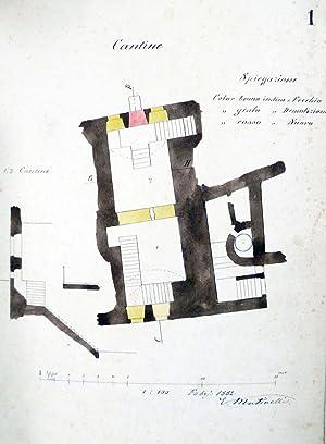 Casa Marzini Proposta di Adattazioni 1878: Mutinelli, E.