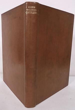 The Complete Poetry: Catullus, Gaius Valerius