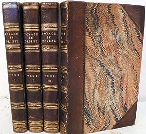 Souvenirs, Impressions, Pensees Et Paysages, Pendant Un Voyage En Orient (1832-1833), Notes D'...