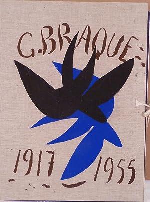Cahier de Georges Braque 1917-1947 (1947-1955): Braque, Georges