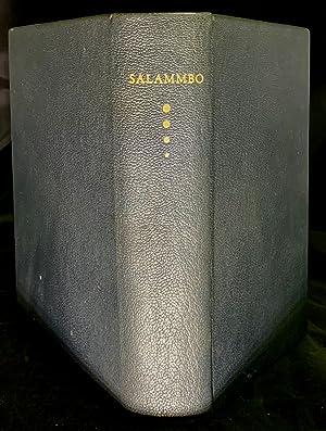 Salammbo by Gustave Flaubert: Schmied, Francois Louis (Illustrator)