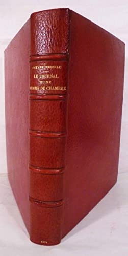 Le Journal d'une Femme de Chambre by Octave Mirbeau [The Journal of a Chambermaid]: ...
