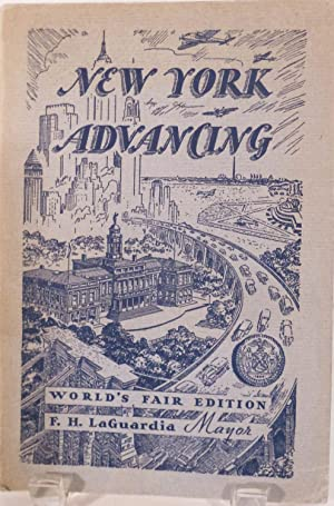 New York Advancing World's Fair Edition; The Result Of Five Years Of Progressive ...