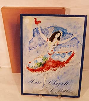 Marc Chagall Drawings and water colours for: Lassaigne, Jacques