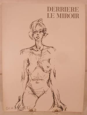 Derriere Le Miroir. No. 127, May 1961: Giacometti, Alberto [Paris.
