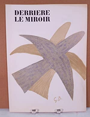 Derriere Le Miroir. Nos. 85-86, April-May 1956: Braque, Georges [Paris. Derriere Le Miroir]