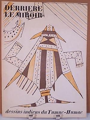 Derriere Le Miroir. Nos. 62-63, Februry-March 1954: Tumac-Humac [Paris. Derriere Le Miroir]