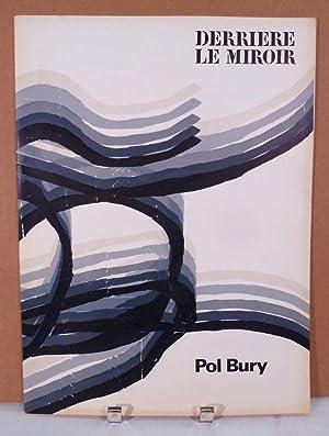Derriere Le Miroir. No. 178, April 1969: Pol Bury [Paris. Derriere Le Miroir]