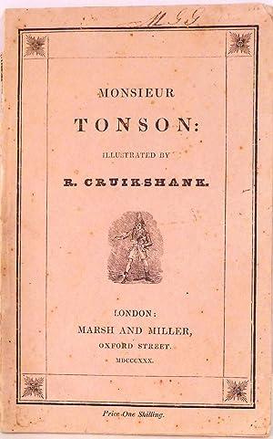 Monsieur Tonson by John Taylor: Cruikshank, Robert