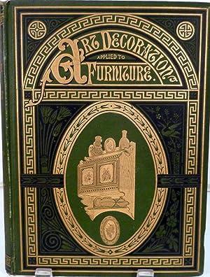 Art Decoration Applied To Furniture: Spofford, Harriet Prescott