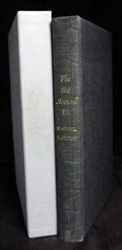 The Sea Around Us; With an Introduction by Maitland A. Edet * Illustrated with photographs by Alf...