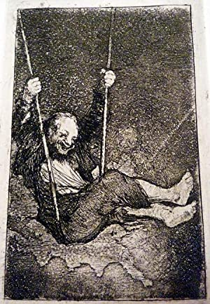 Late Caprichos Of Goya Fragments From A Series: Sayre, Eleanor (Commentary & Notes)