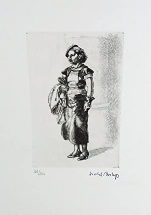Eight Etchings 1927-1934: Bishop, Isabel