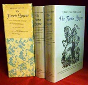 The Faerie Queene by Edmund Spenser; Disposed Into Twelve Bookes Fashioning XII Morall Vertues
