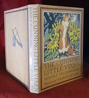 The Cunning Little Vixen by Rudolf Tesnohlidek: Sendak, Maurice (Illustrator)